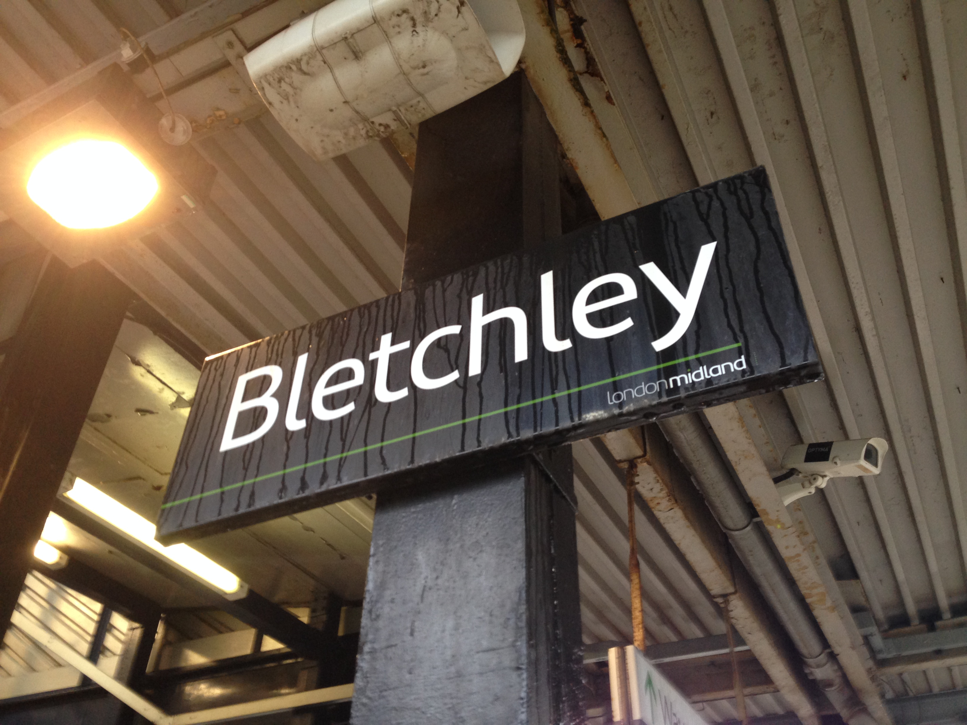 A Visit to Bletchley Park
