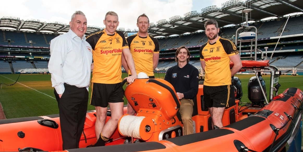 RNLI and GAA team up to Respect The Water