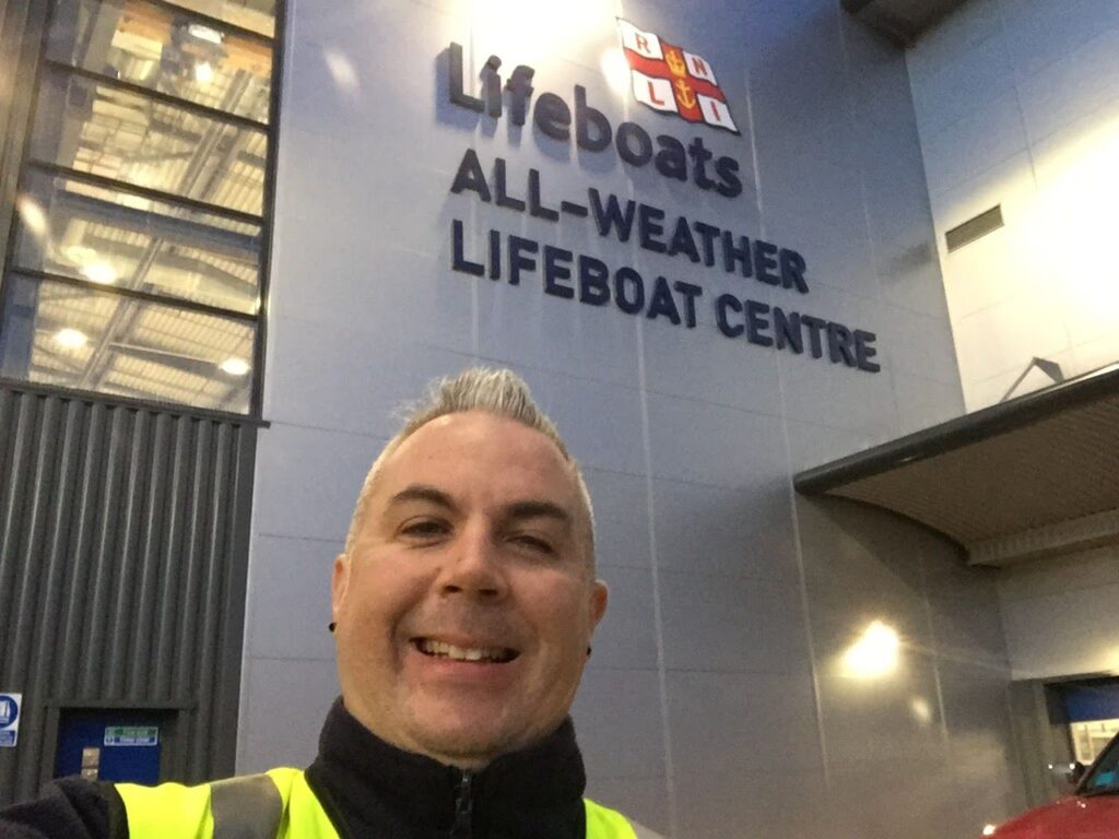 ten years with the rnli